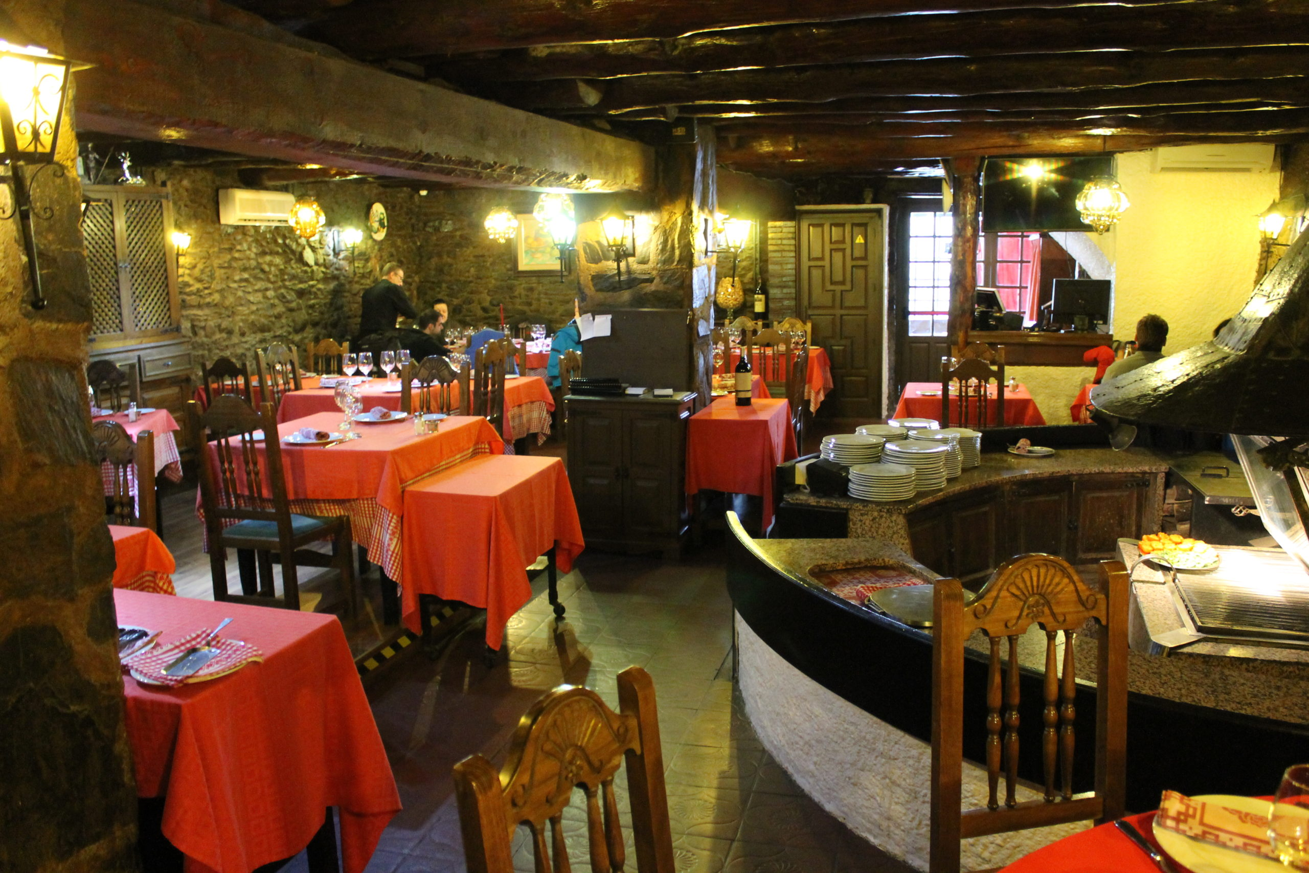 Restaurants_LA BORDA DE L'AVI _Andorra